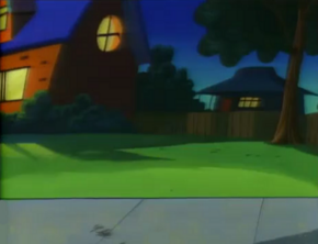 Durwood O'McDigitson's home