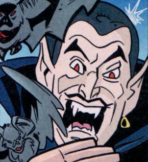 Vampire (Texas Tooth-Step)