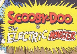 The Electric Monster title card