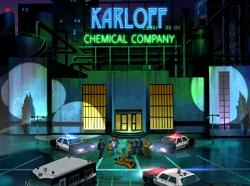 Karloff chem company