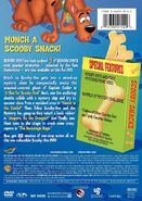 Scooby-Doo's Greatest Mysteries DVD Back Cover