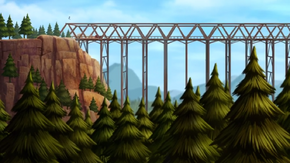 Deadwood Bridge