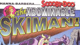 The Abominable Skiman! title card