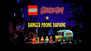 Danger Prone Daphne LEGO title card