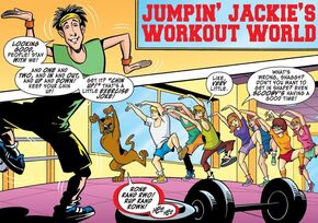 Jumpin' Jackie's Workout World