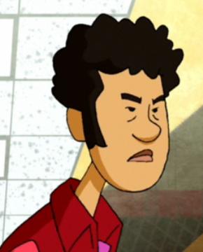 Todd (The Shrieking Madness)