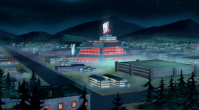 WWE City