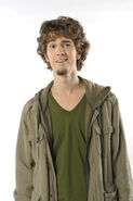 Nick Palatas photoshoot as Shaggy