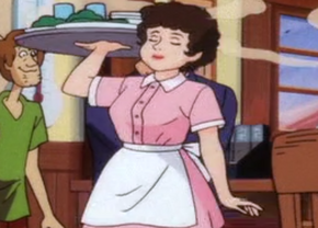 Oakhaven Restaurant waitress