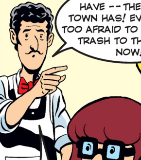 Luigi (Down in the Dumps)