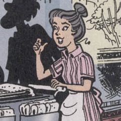 Maid (The Ghostly Guest)