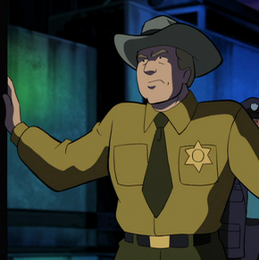 The Sheriff SDAbracadabradoo