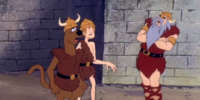 Scooby the Barbarian