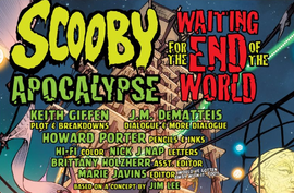 Waiting for the End of the World title card