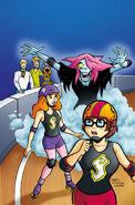 WAY 69 (DC Comics) textless cover