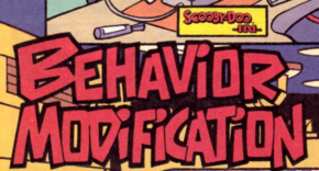 Behavior Modification title card