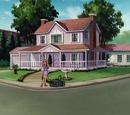 Daphne Blake's home (Scooby-Doo on Zombie Island)