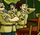 Archaeologists (Scooby-Doo! in Jungle Jeopardy)