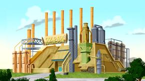 Gold-Ade Bottling Plant
