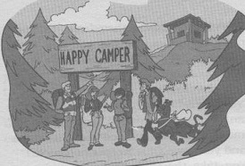 Happy Camper Campground