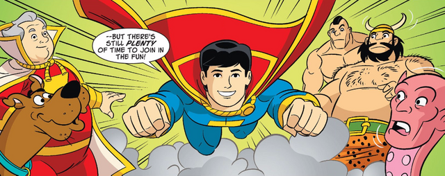 File:Capt. Marvel Jr. to the rescue.png