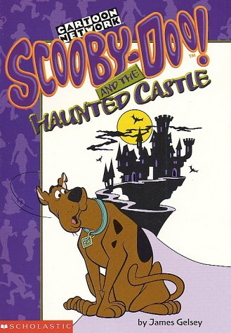 Haunted Castle book front cover