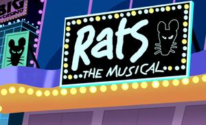 Rats The Musical logo