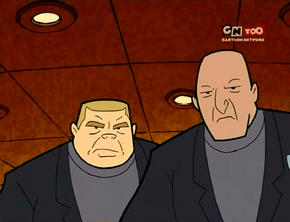 Security guards (More Fondue For Scooby-Doo)