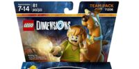 LEGO Dimensions 71206 Scooby-Doo! Team Pack