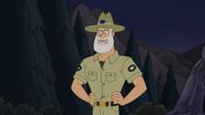 Park ranger (Game of Chicken)