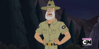 Park ranger (Game of Chicken)