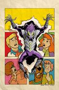 WAY 73 (DC Comics) textless cover