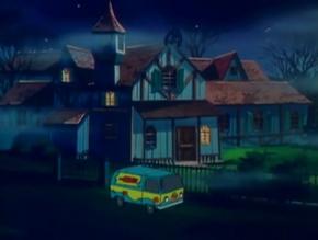 Norma Deathman's mansion