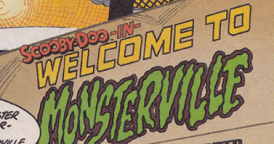 Welcome to Monsterville