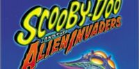 Scooby-Doo and the Alien Invaders (VHS)