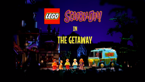The Getaway title card
