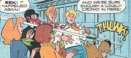 Gang and Chantu dodge sword