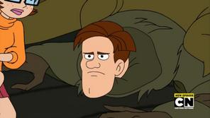 Dwayne unmasked (Saga of the Swamp Beast)