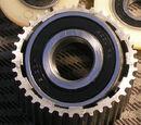 Evo two speed transmission improvement