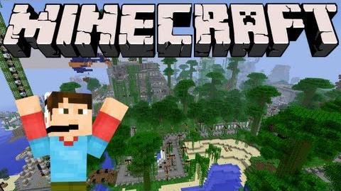 Minecraft - Surveying the Damage