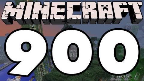 Minecraft - Episode 900!
