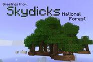 Skydickspost