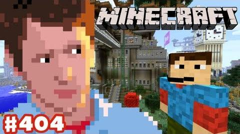 Minecraft - Episode 404 - Not Found