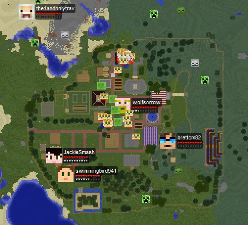 File:Players on Dynmap.png