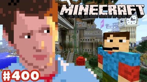 Minecraft - Episode 400 - Download Scottland