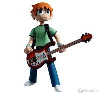 Scott pilgrim figure green shirt guitar mezco toyz 01