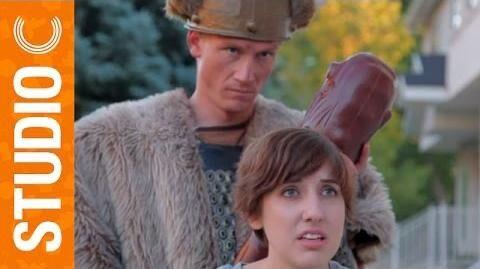 Awkward Avoidance Viking Ex-Girlfriend