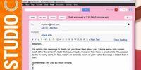 Bashful E-mail