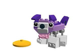 Lego-Violet