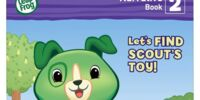 Let's find Scout's toy!